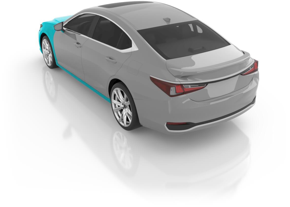 Sedan - Premium XL Back