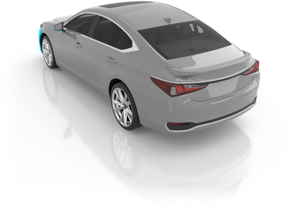 Sedan - Premium Back