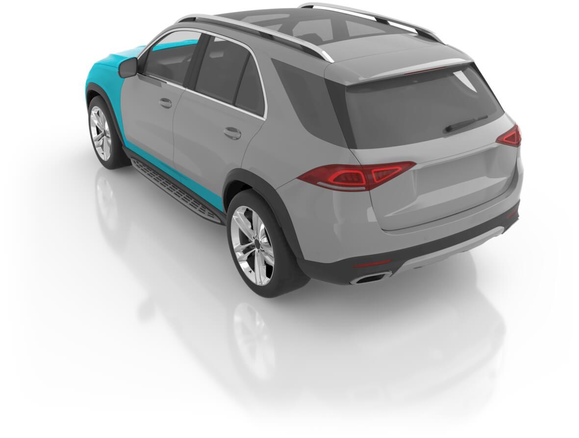SUV - Premium XL Back