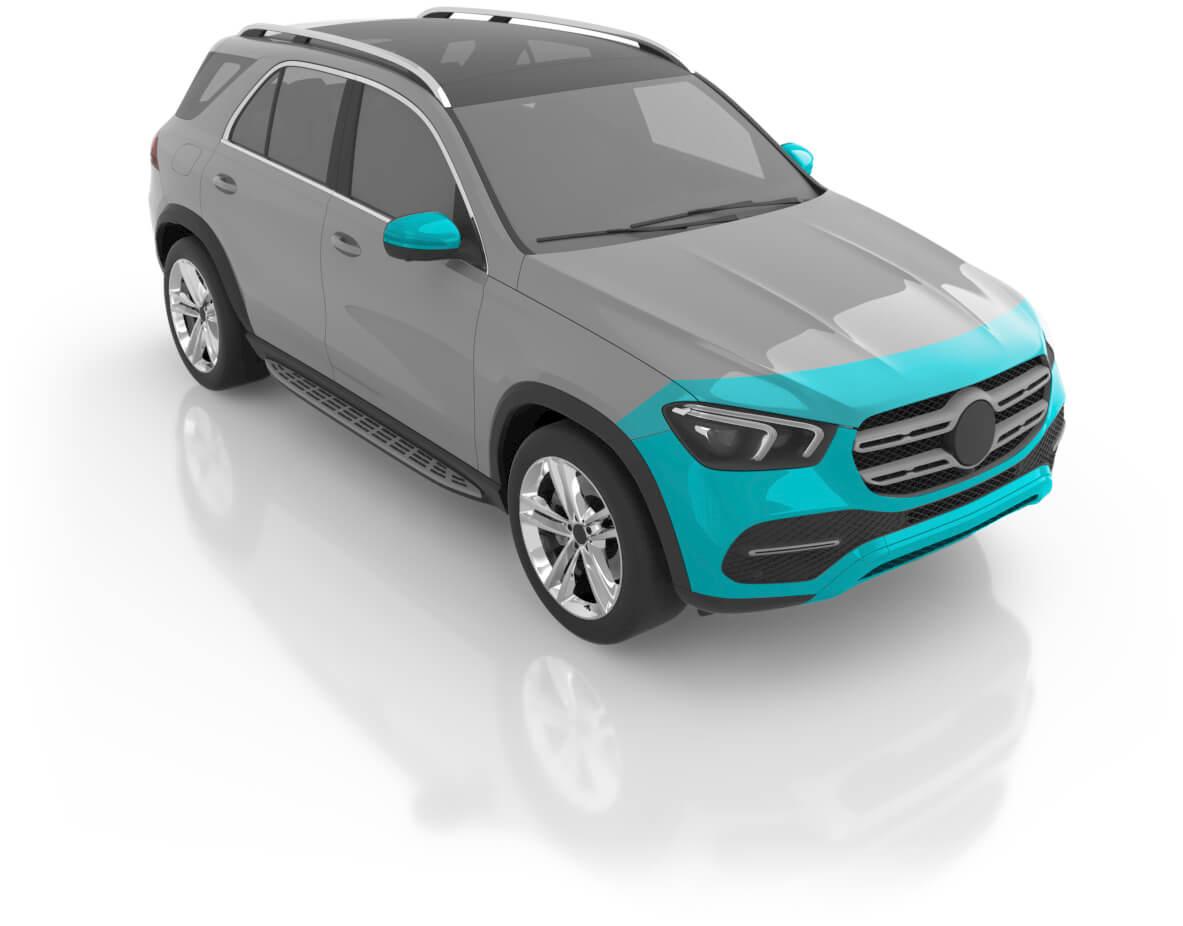 SUV - Premium Front