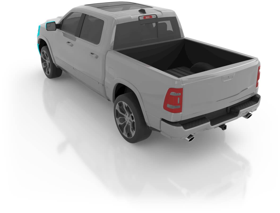 Truck - Premium Back