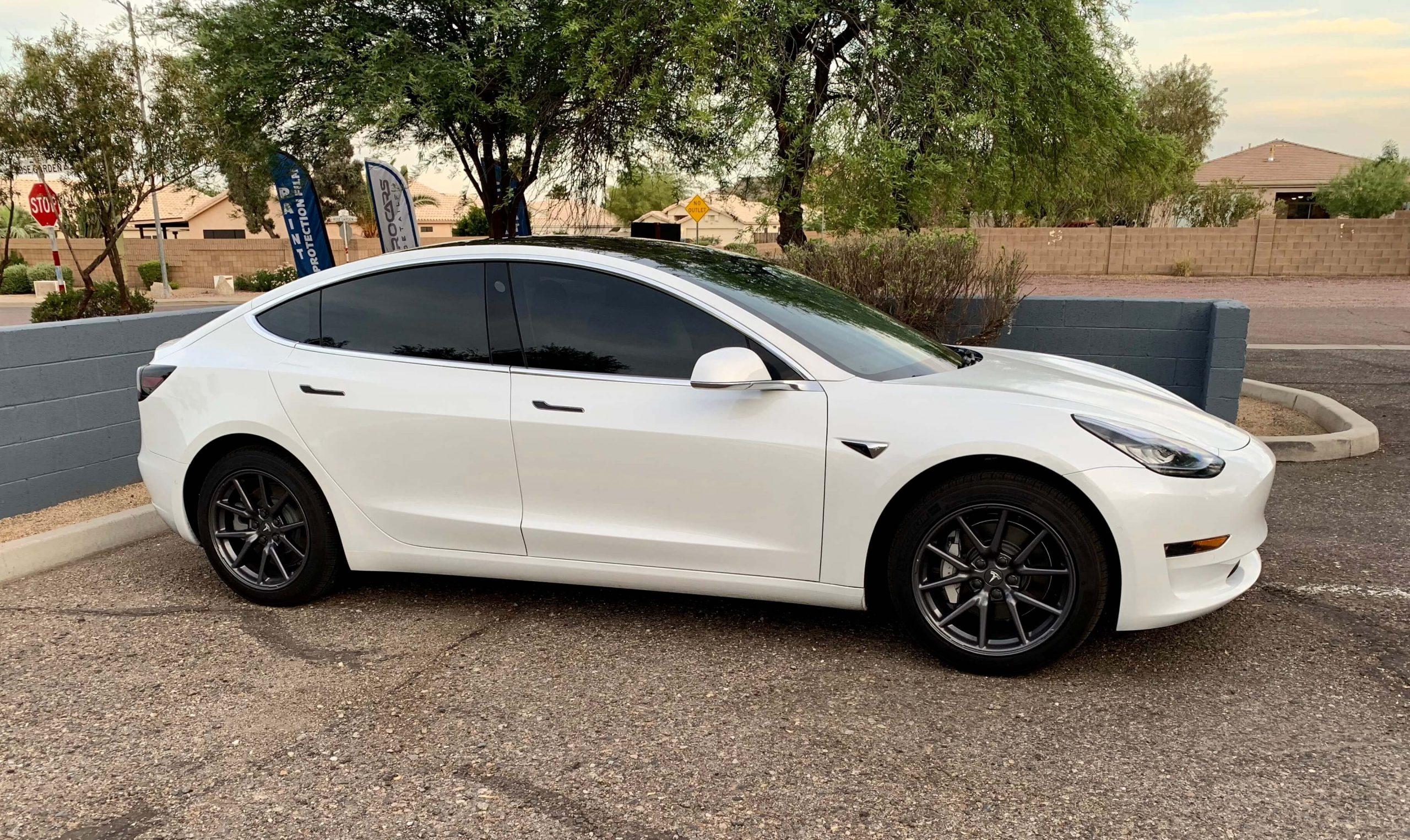 Tesla Model 3 Window Tint